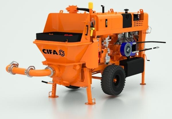 CIFA PCS-209E6